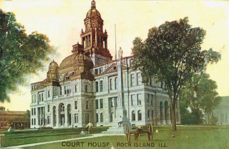 What Judicial Circuit Is Rock Island County Il In