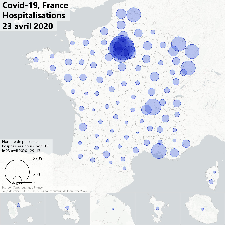 Pandémie de Covid 19 en France — Wikipédia