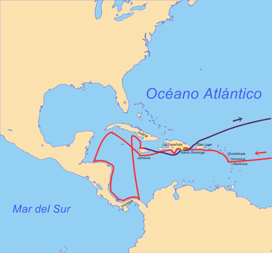 file cuarto viaje de col wikimedia commons