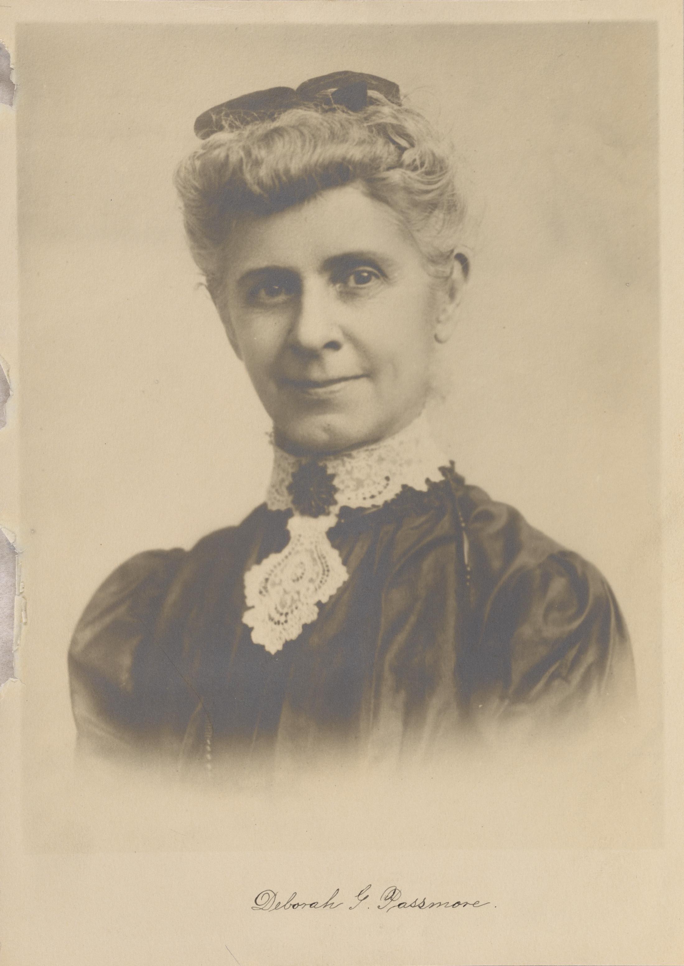 image of Deborah Griscom Passmore