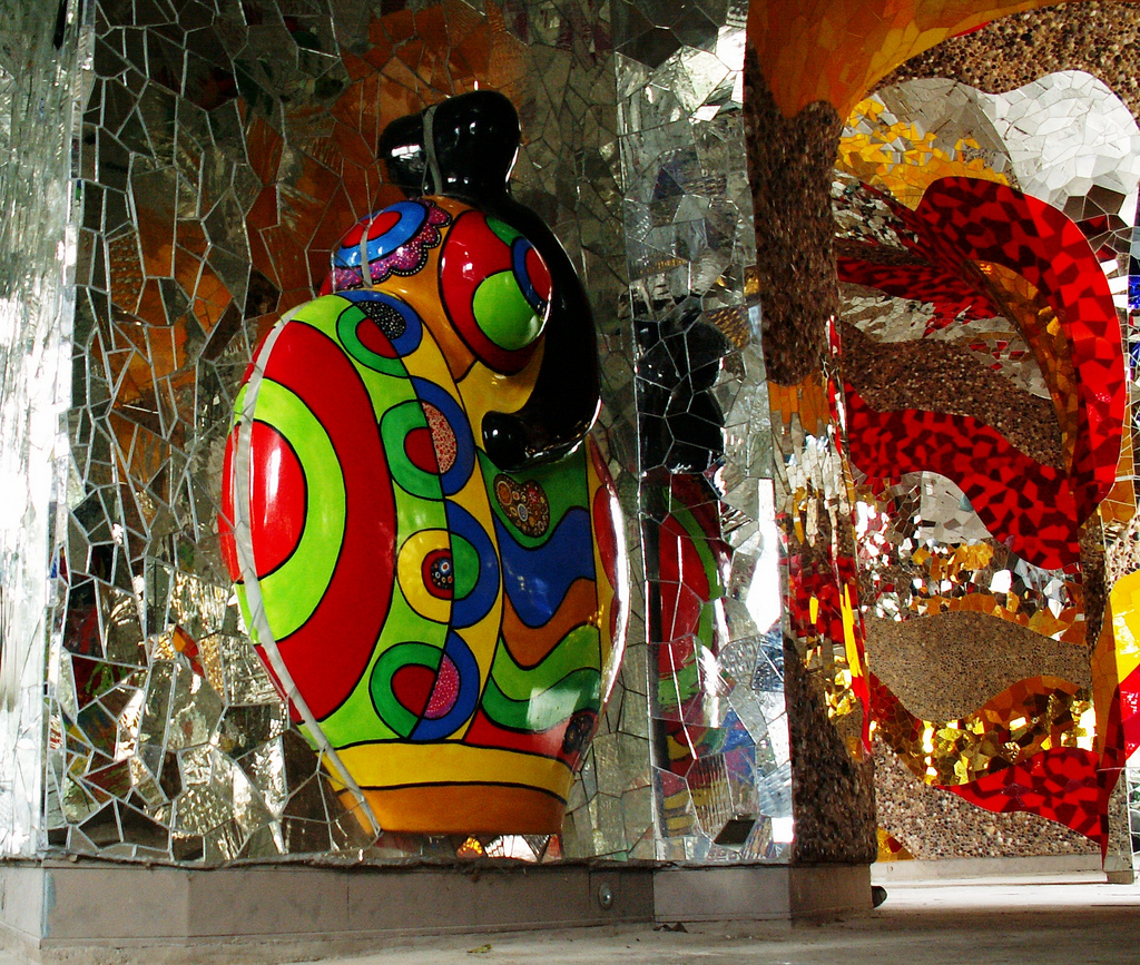 Niki De Saint Phalle Paintings For Sale