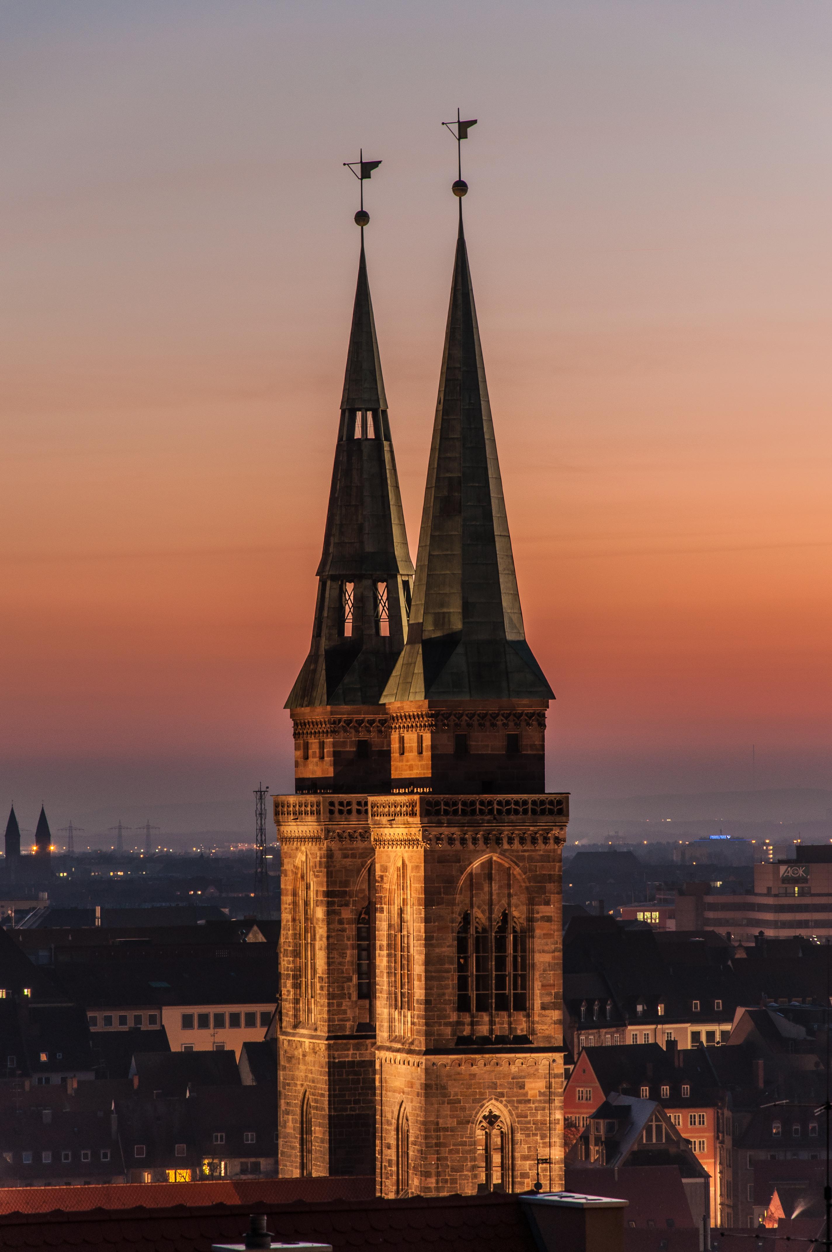 [[St. Sebaldus Church, Nuremberg