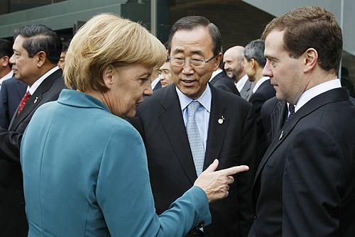 Dmitry Medvedev at the 34th G8 Summit 7-9 July 2008-49.jpg