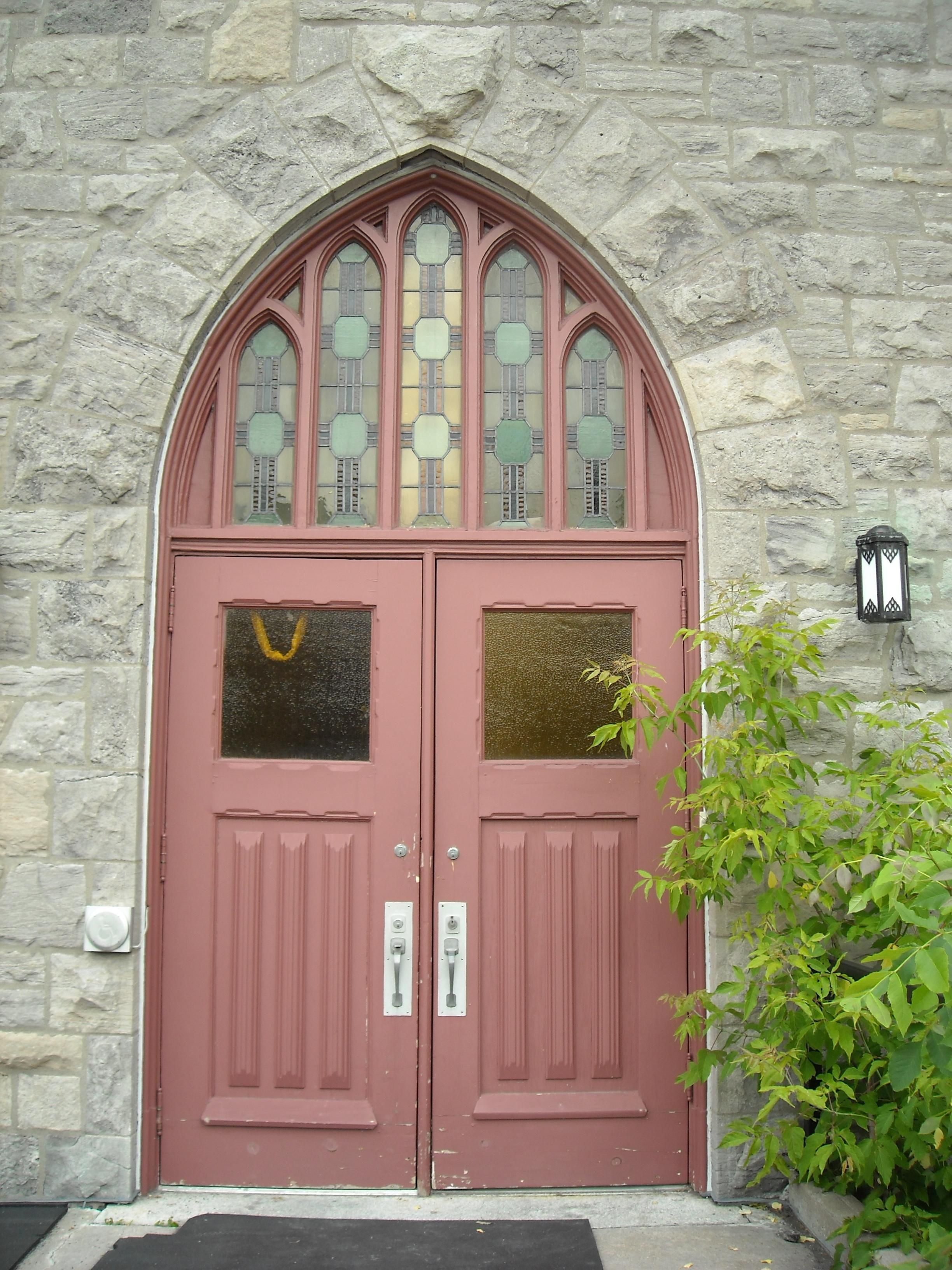 Open church door clipart - File Door Of Old Church Jpg