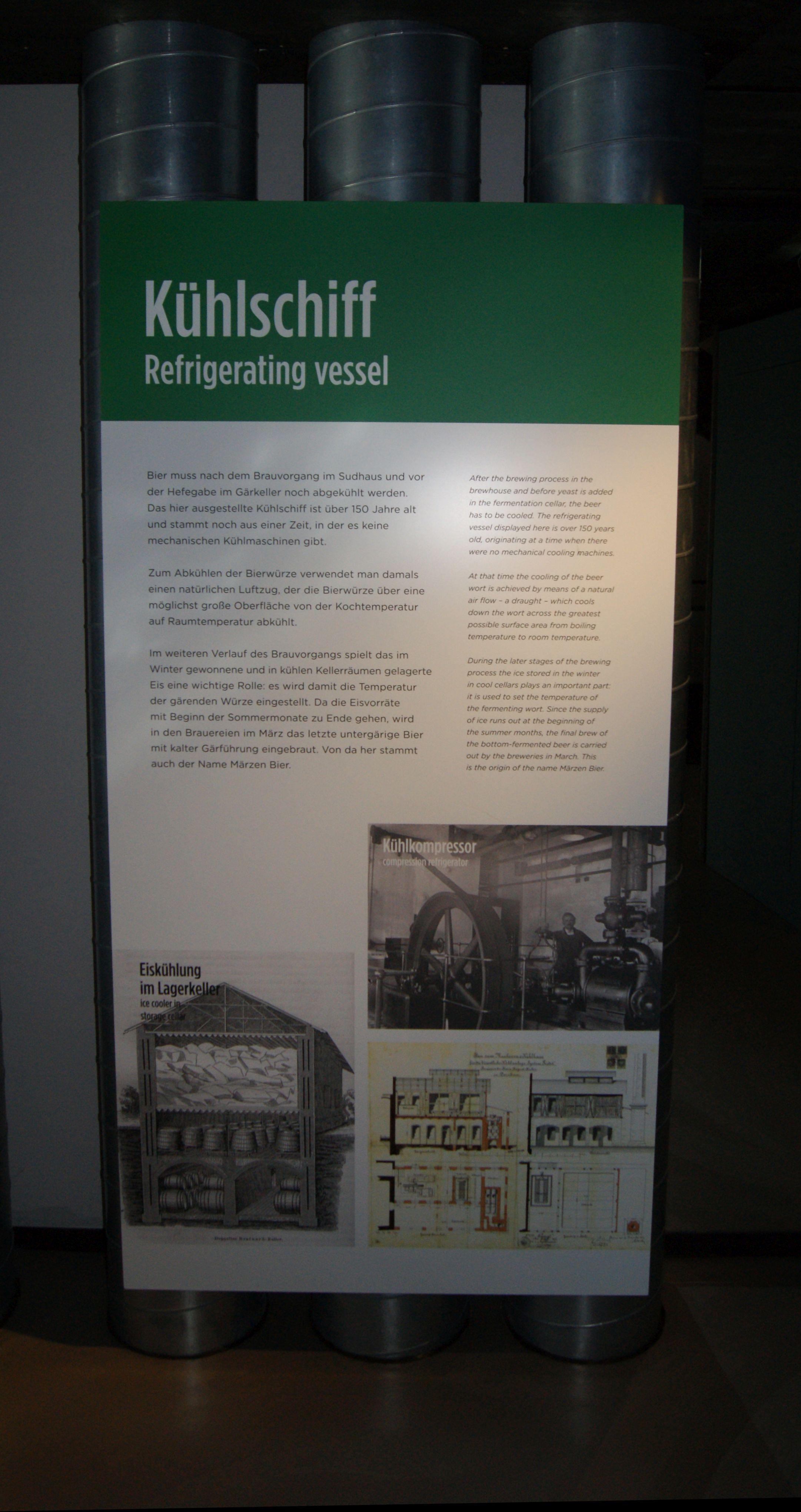 File:Dornbirn Mohren Biererlebniswelt Ausstellung-Kuehlschiff02.jpg ...