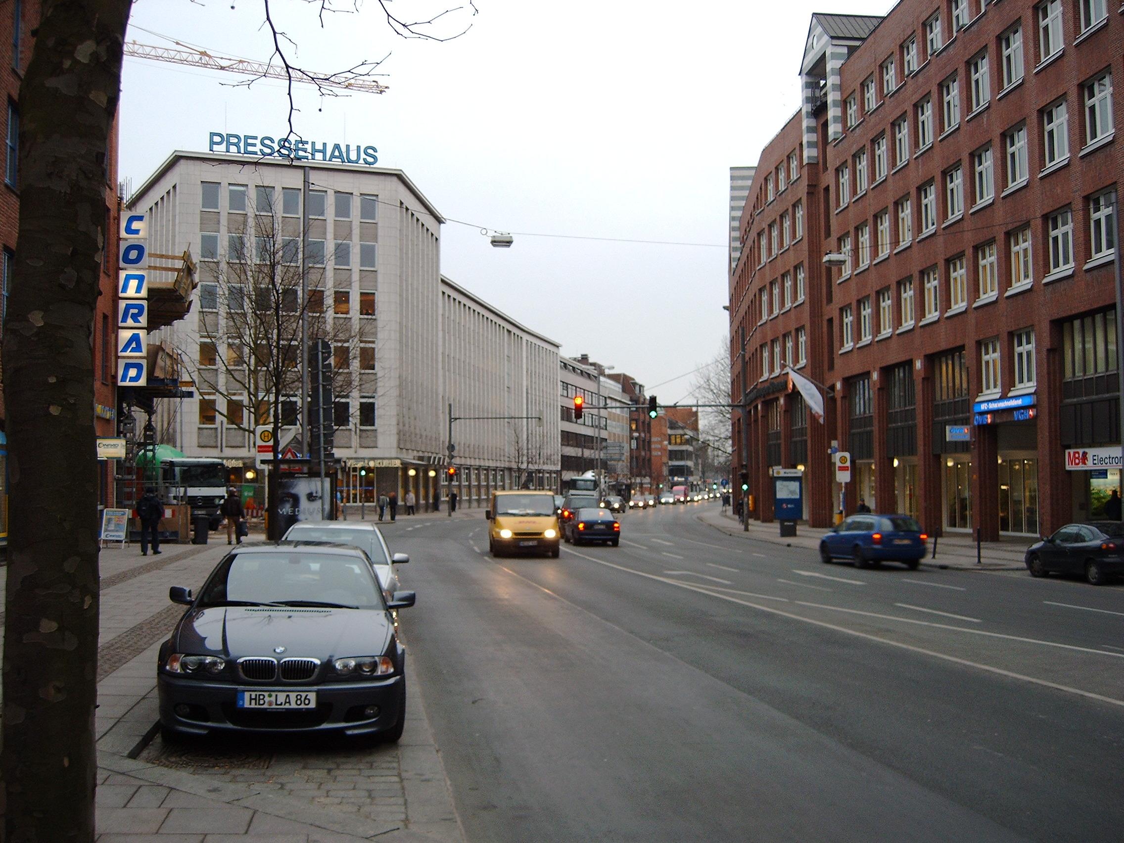 Martinistrasse Bremen Wikipedia