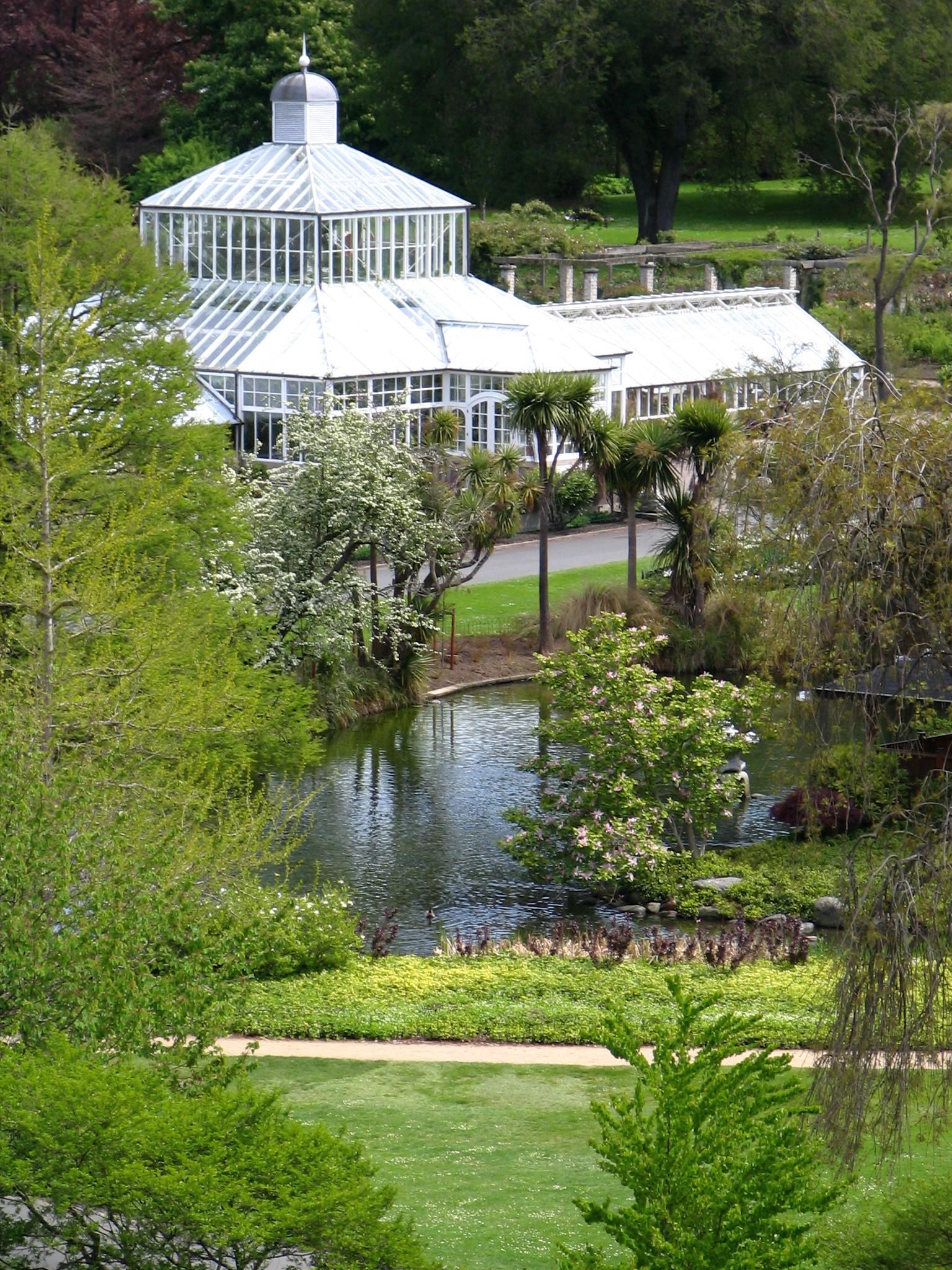 Jardn Botánico de Dunedin la enciclopedia libre