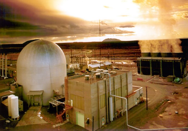 Fast N Fresh >> Experimental Breeder Reactor II - Wikipedia