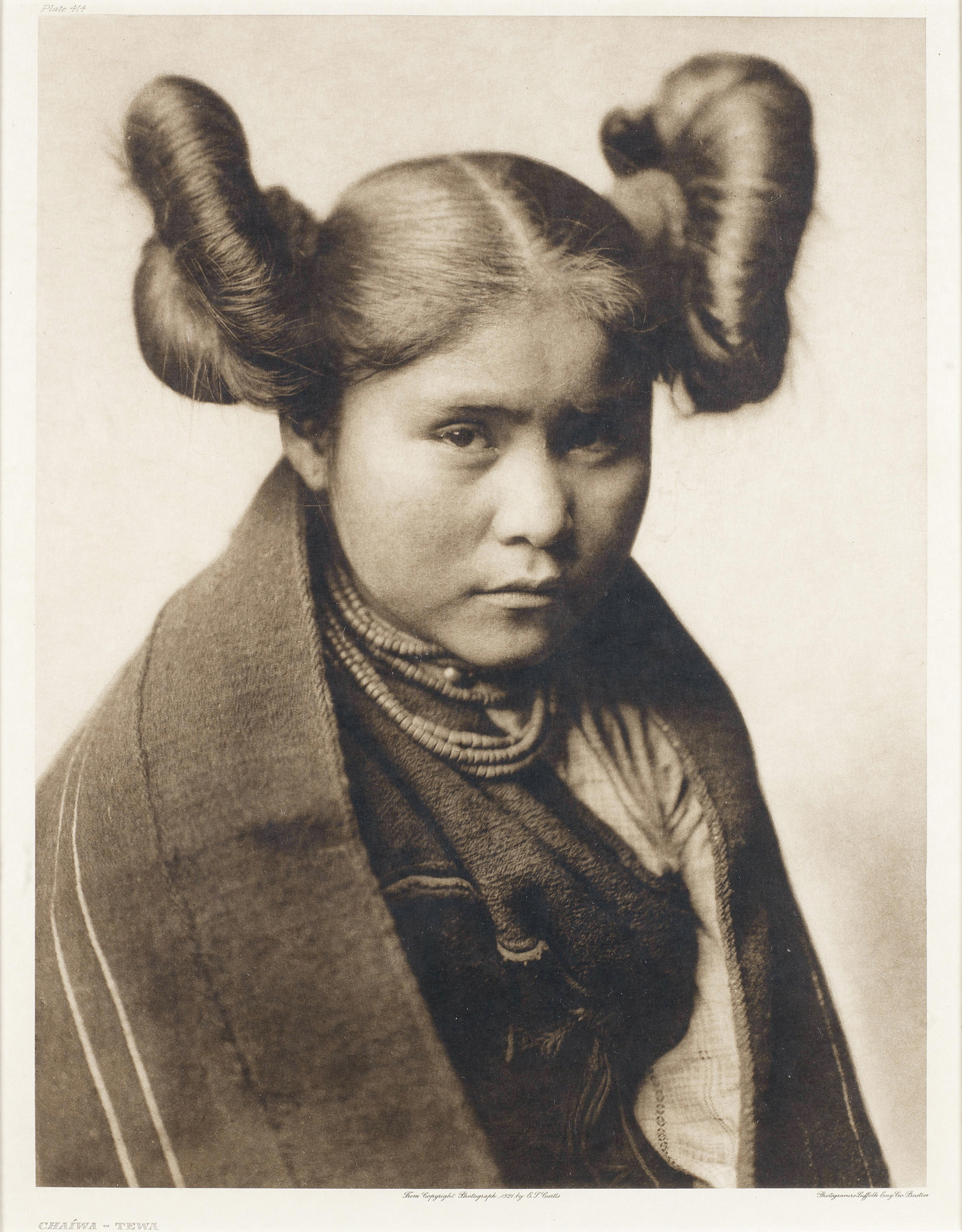 VINTAGE BLOG: Edward Sheriff Curtis : Hopi Girls 1922