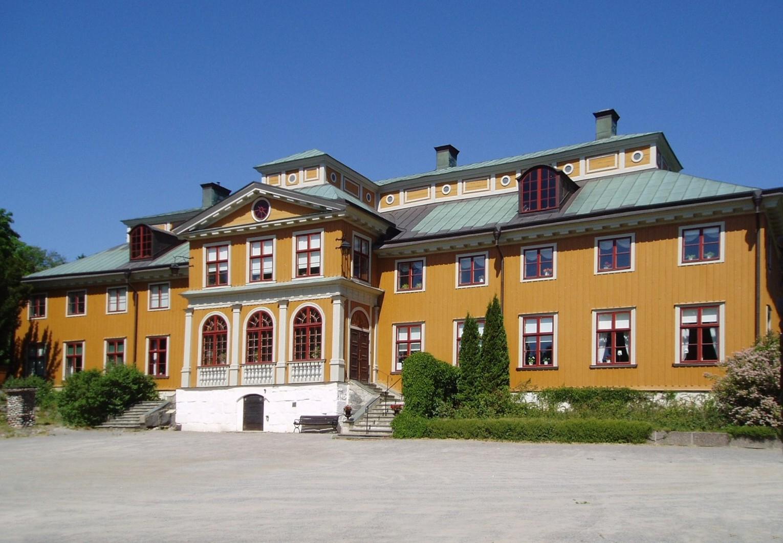 Palacio de Ekebyhov en Eckerö, Estocolmo