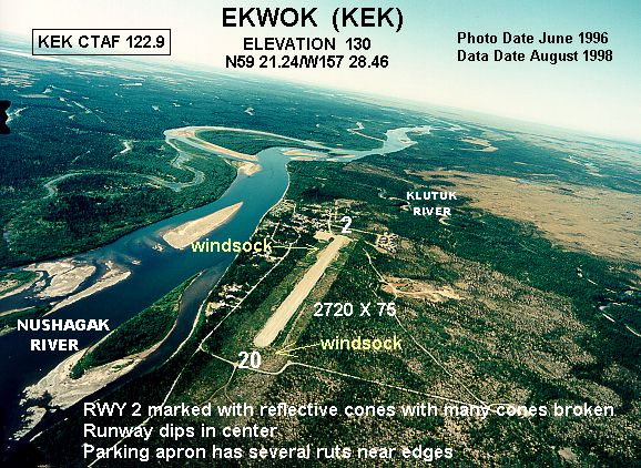 Ekwok Airport Wikipedia