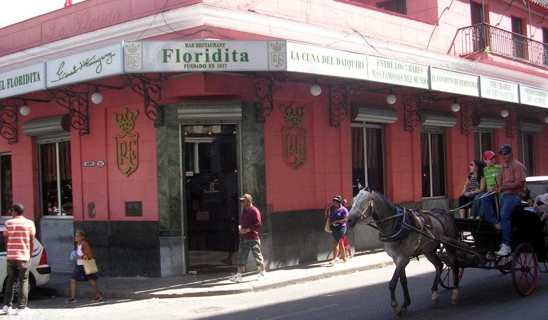 El Floridita Restaurant Downey Ca