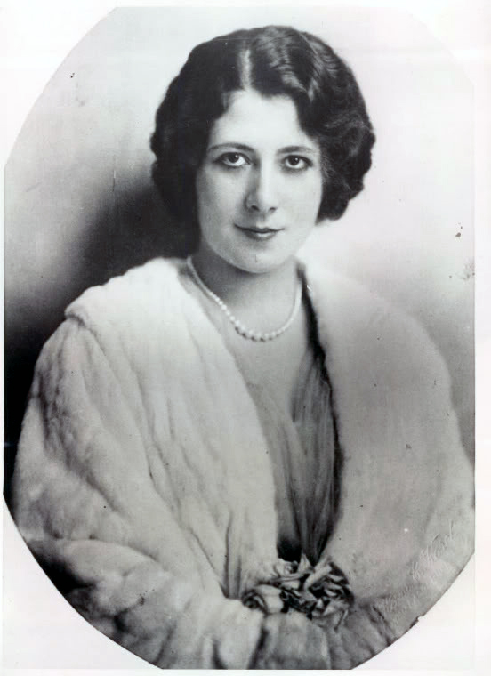 Depiction of Isabel de Gutmann