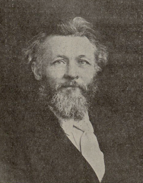 Ernst Skarstedt.Photo in the auto-biography published in 1914.