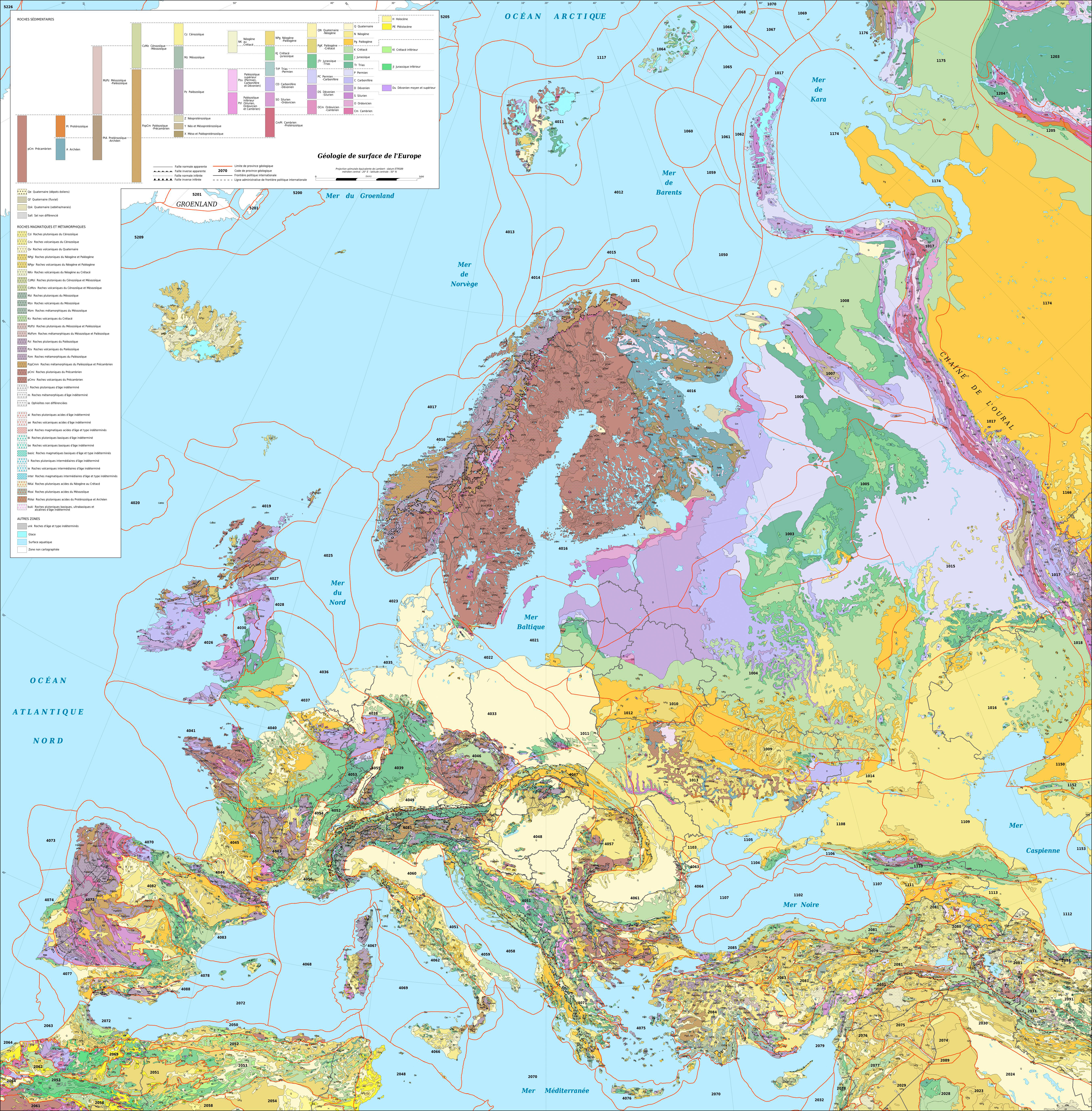 scandinavian peninsula map with File Europe Geological Map Fr on Scandinavian Countries as well Taking A Dna Ge ic Ethnicity Test Are You Who You Think You Are besides Russia Location On Map also Bothnia together with File Europe geological map Fr.