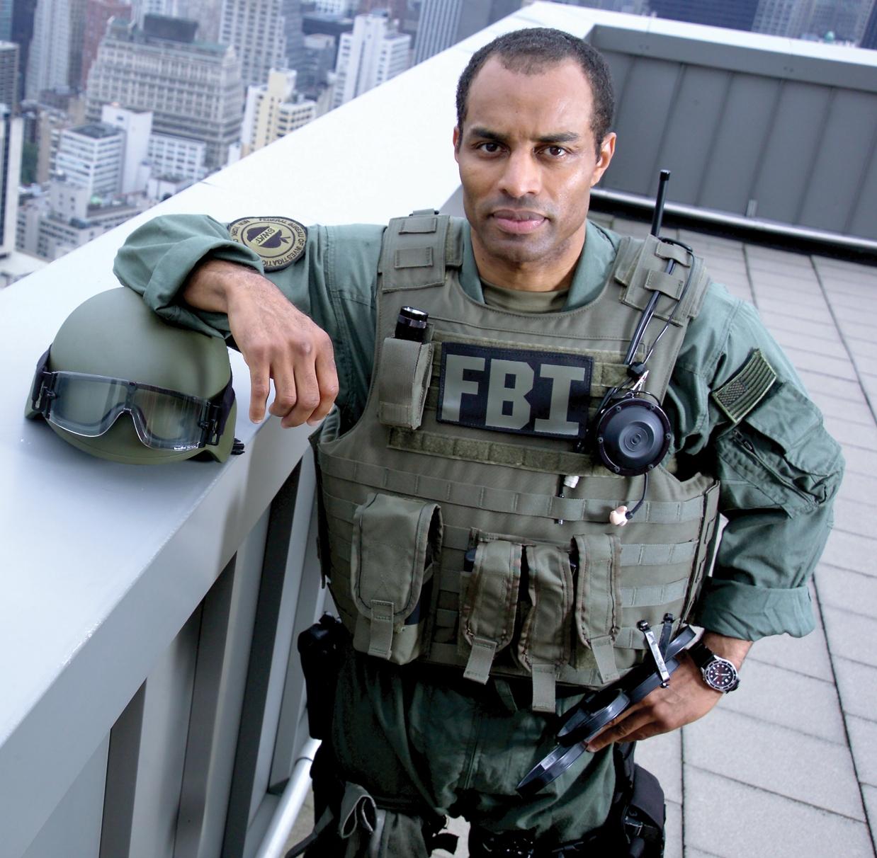 Fascist FBI calls half...