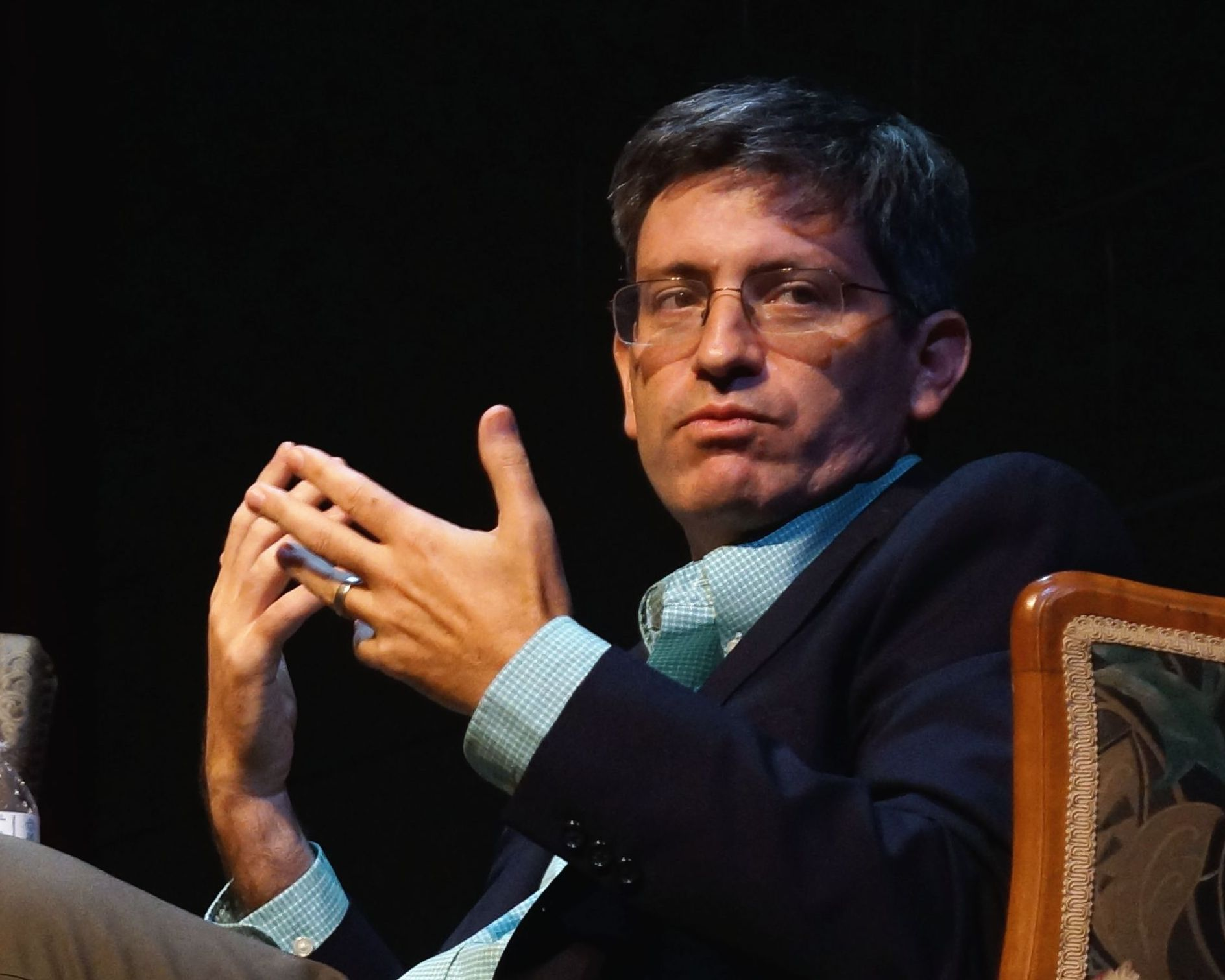 Science writer Carl Zimmer on his new book, crazy genetics and the ethics of CRISPR
