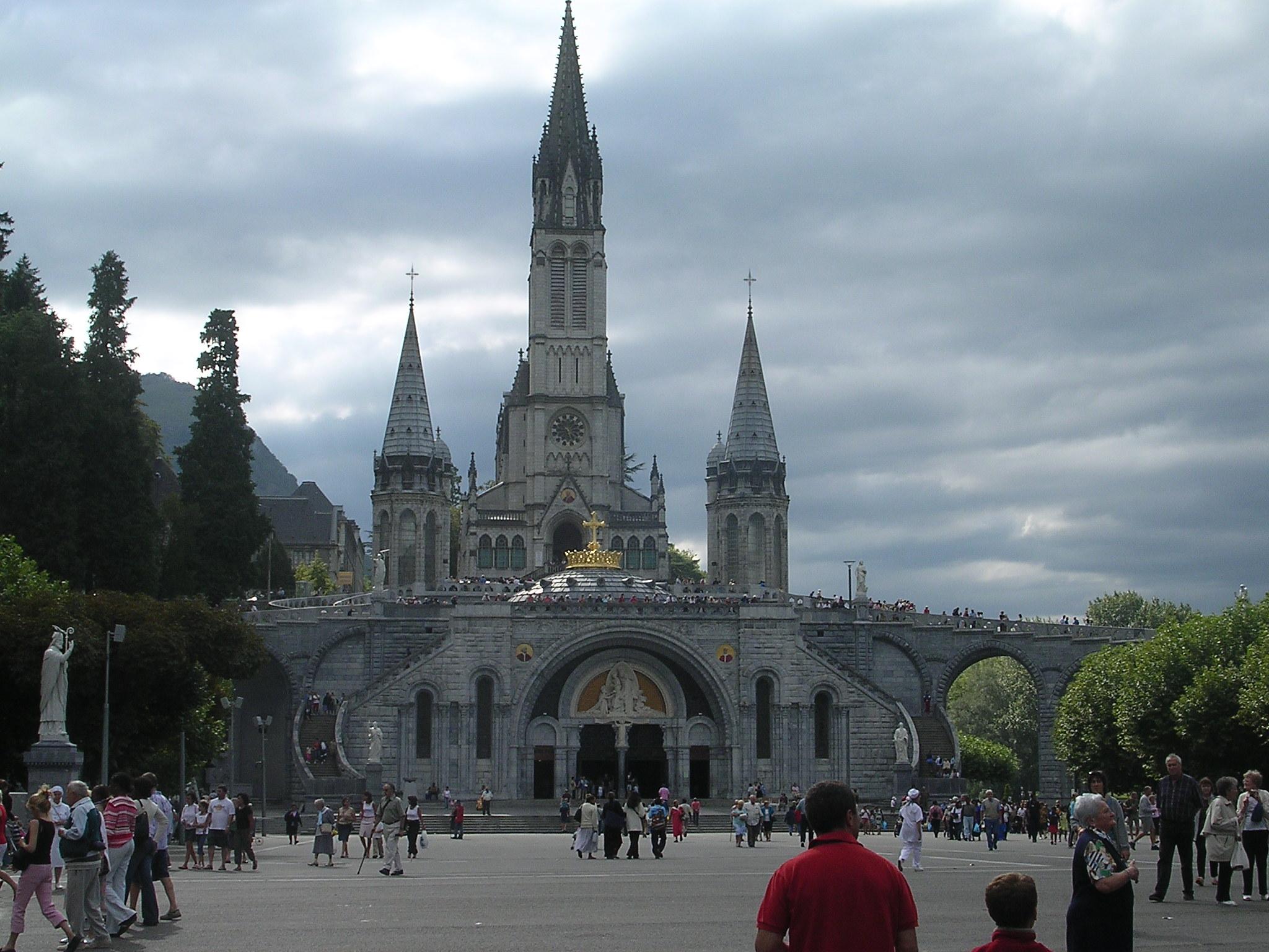 Lourdes-sanctuary