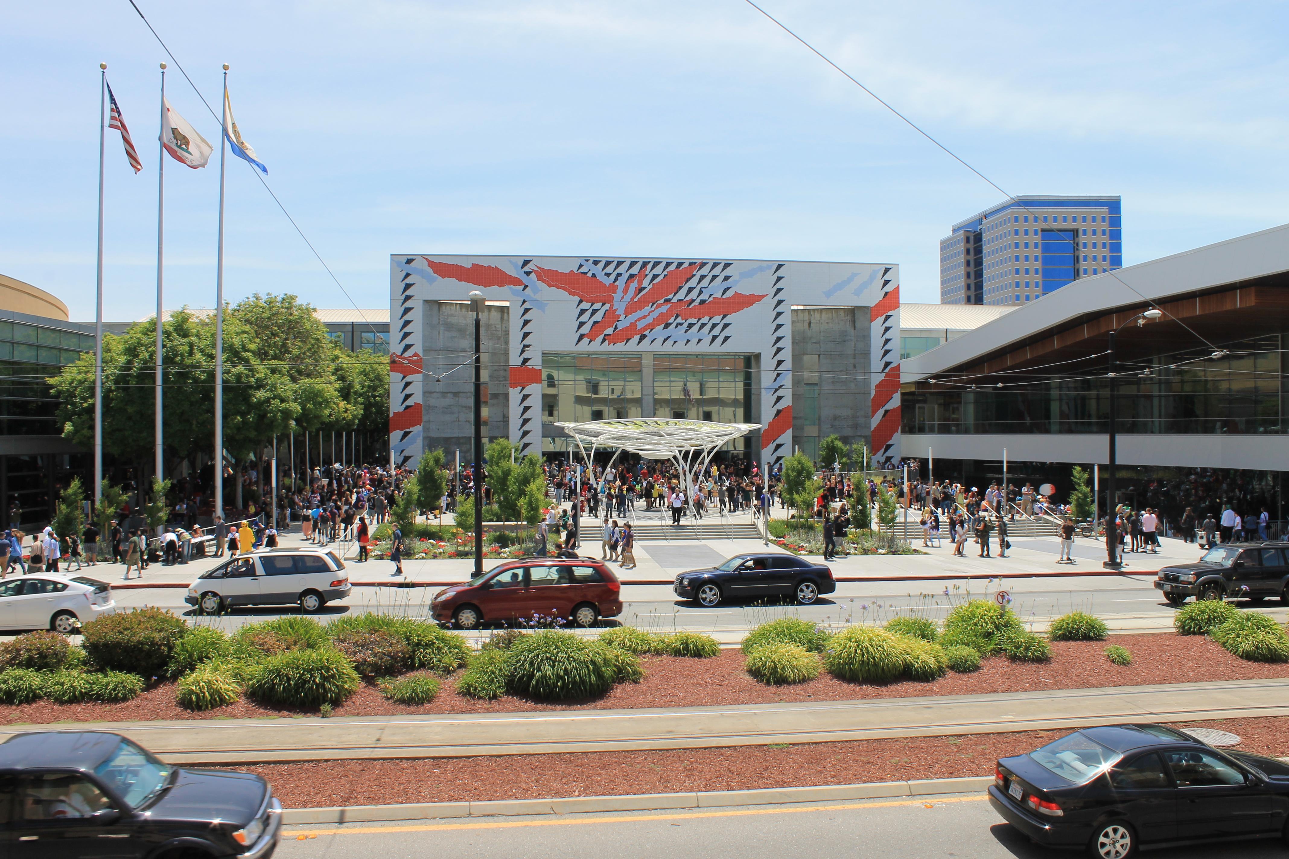 San Jose Convention Center Floor PlanLas Vegas
