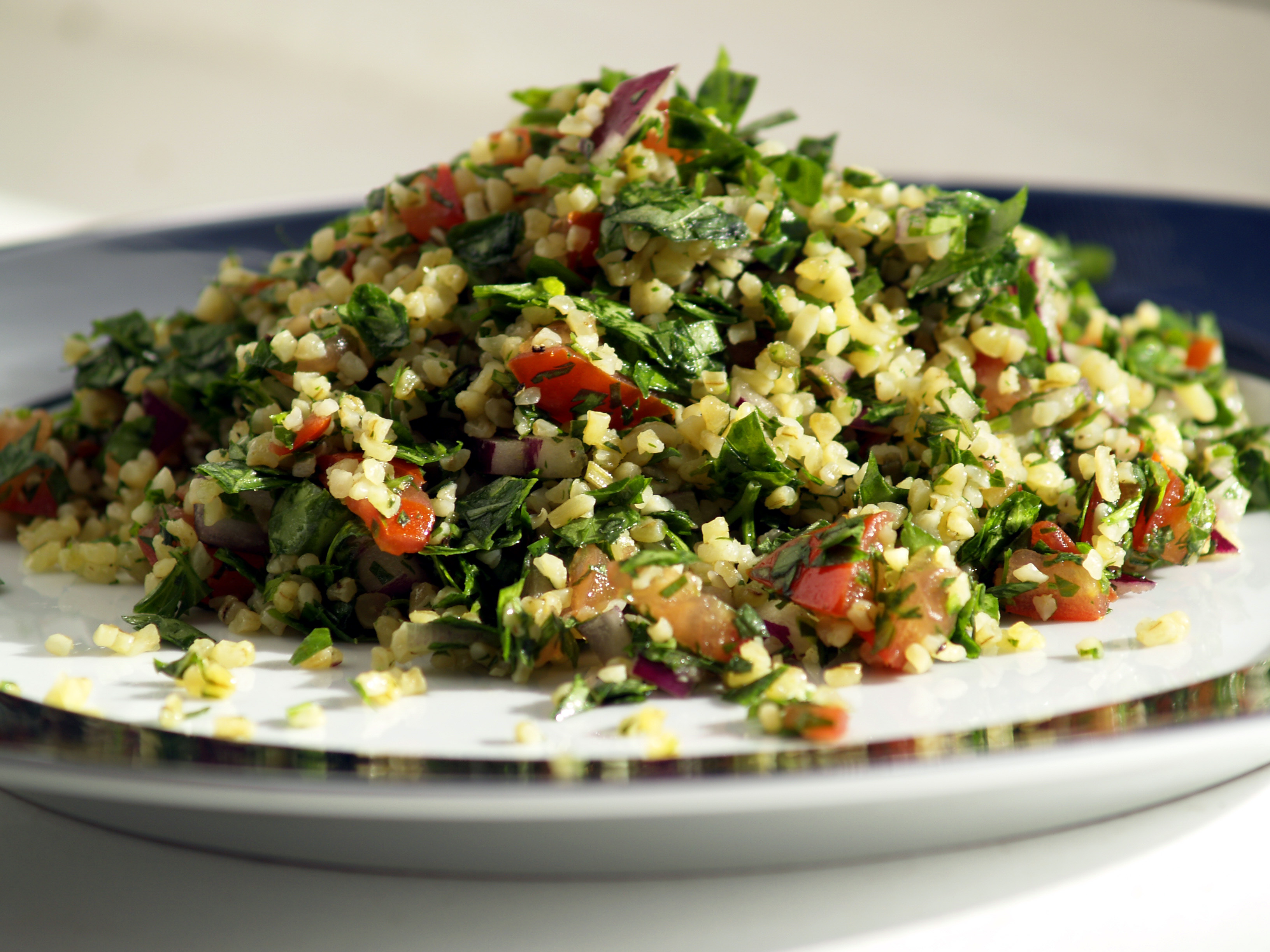 Description Flickr - cyclonebill - Tabbouleh.jpg