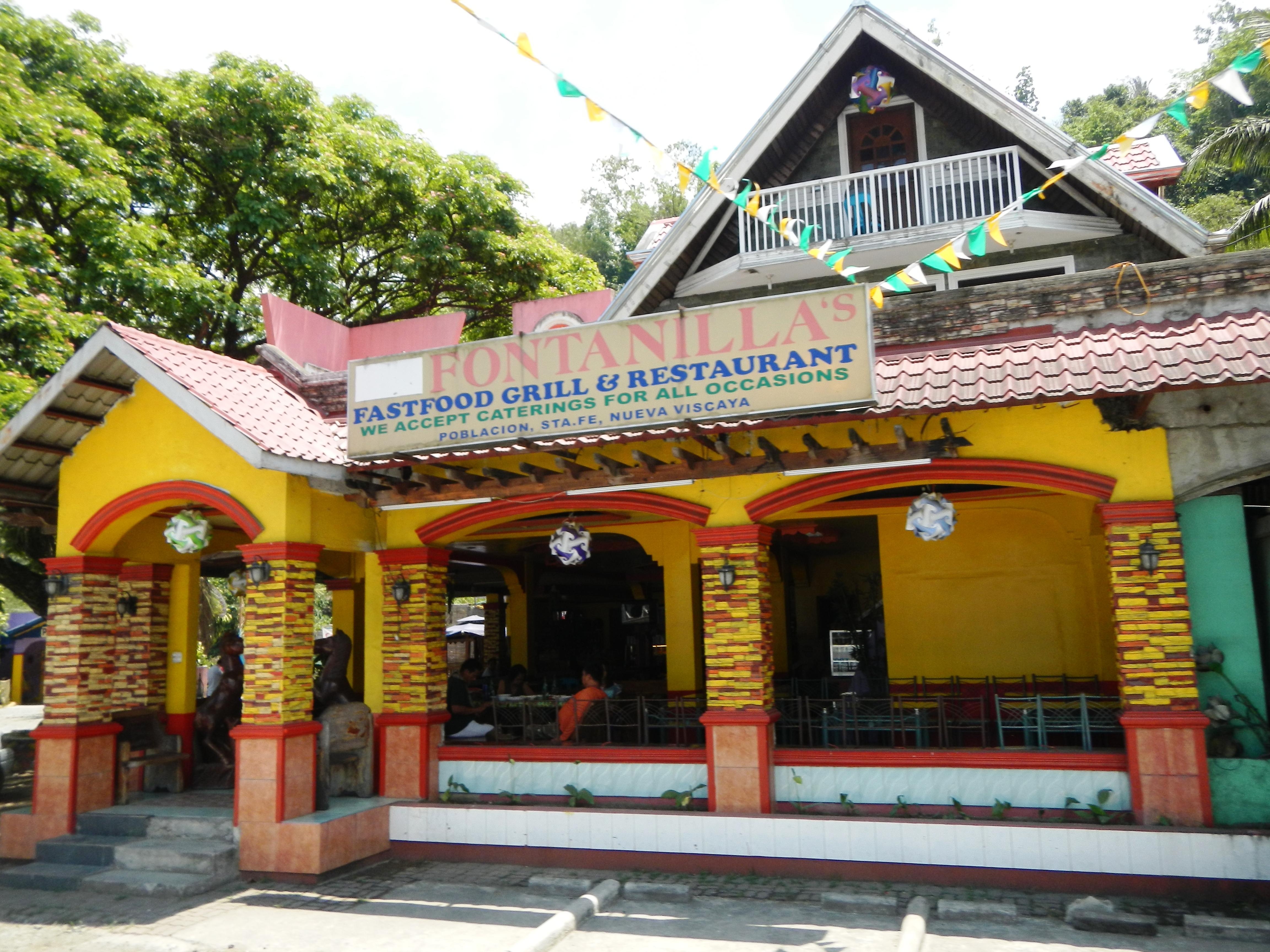Filefontanillas Fastfood Grill Restaurant Santa Fe Nueva