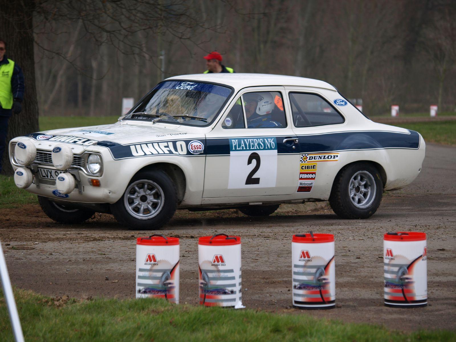 Rally Car Racing Virginia Kkk August
