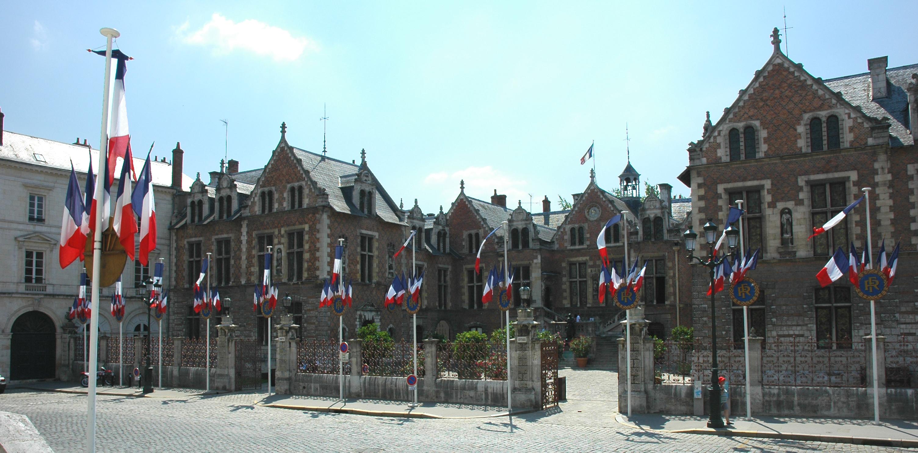 Orleans Hotel Centre Ville