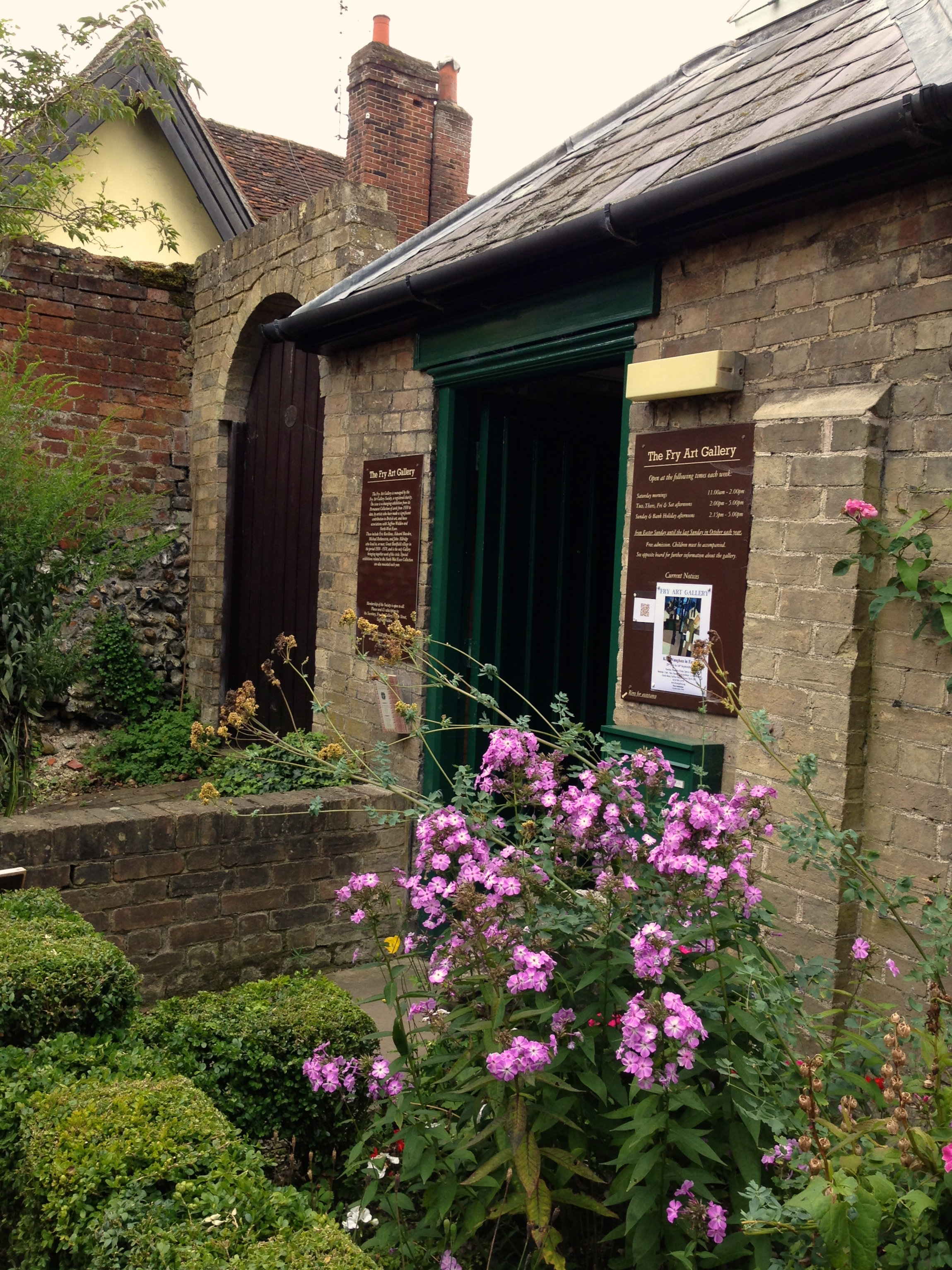 Great Bardfield Quaker Meeting Rooms Events