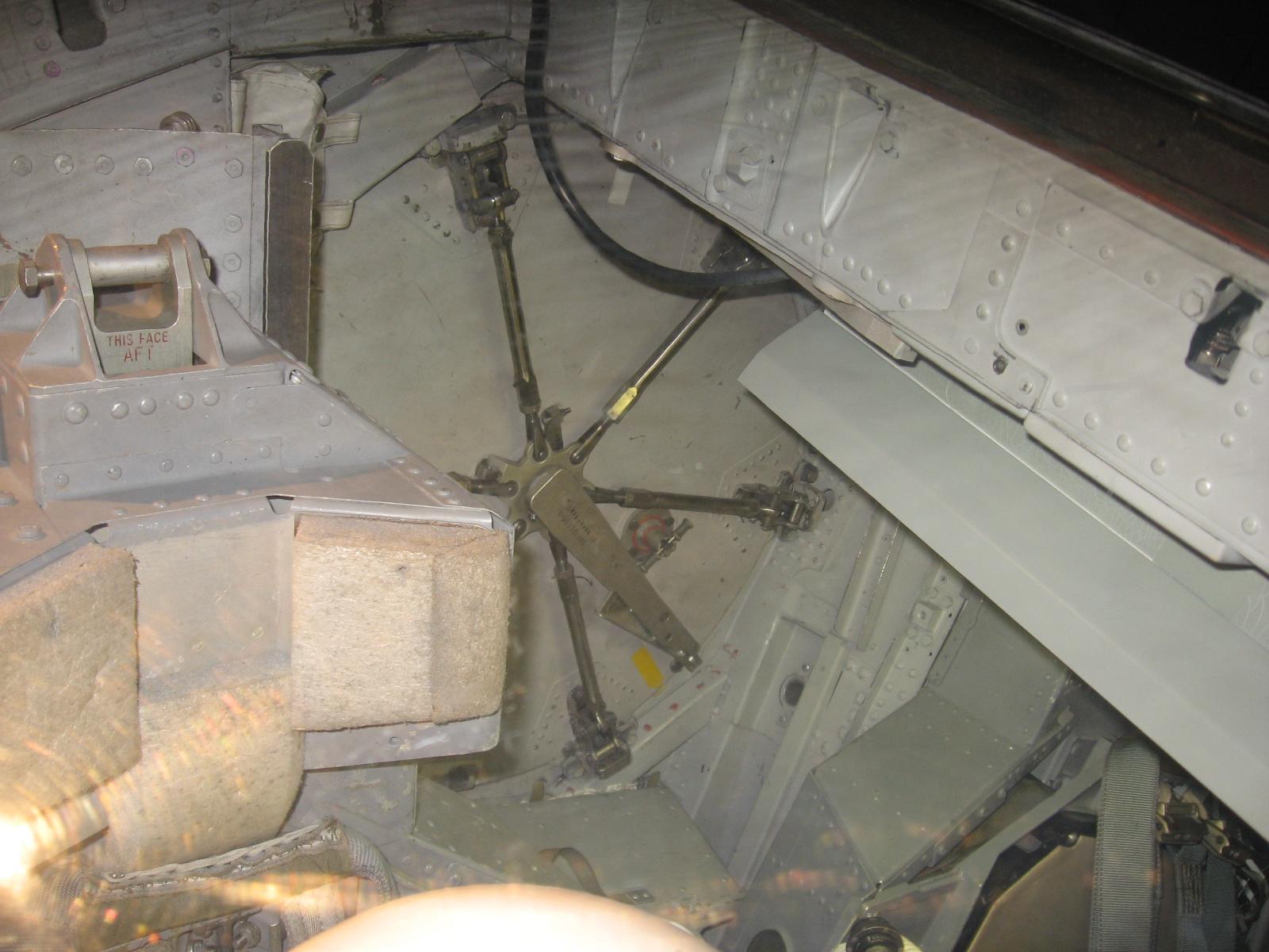 Blue Gemini Inside Hatch 1