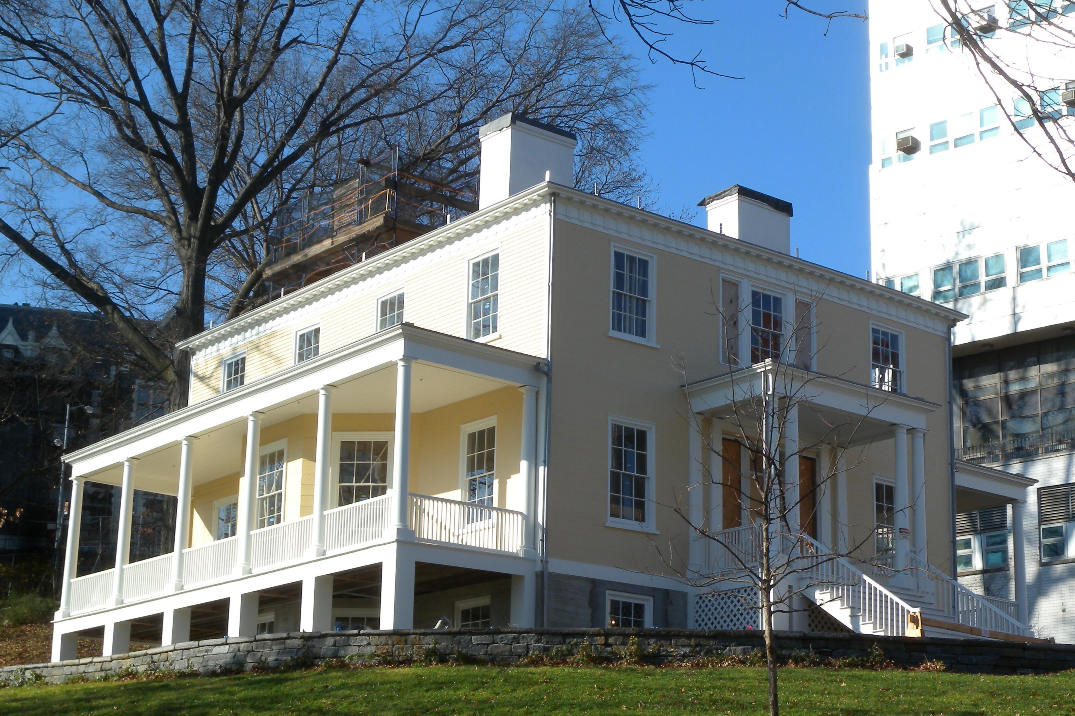 Hamilton Grange National Memorial - Wikipedia