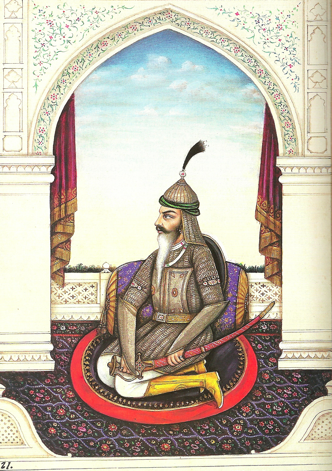 Hari Singh Nalwa - Wikipedia