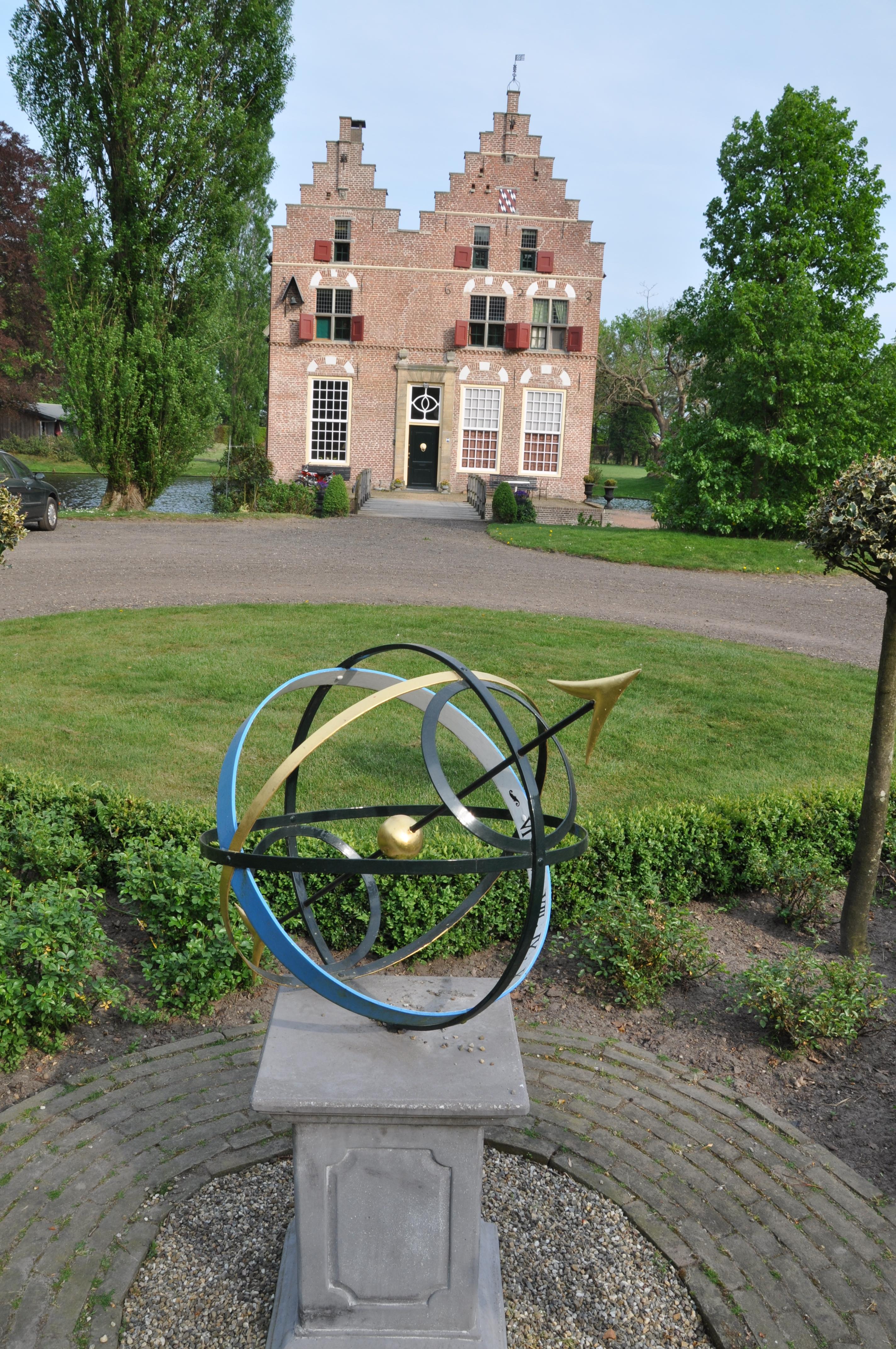 Huis vosbergen terras in heerde monument - Terras van huis ...