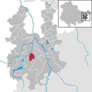 Hohenleuben Place in Thuringia, Germany