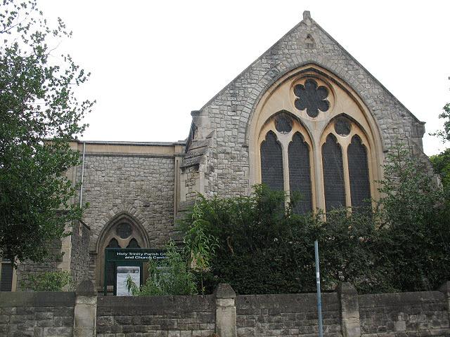 Holy Trinity church, Richmond