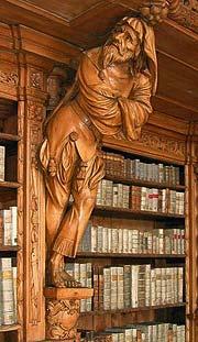Najlepše biblioteke na svetu - Page 3 Holzfigur_Waldsassen_Ignorant