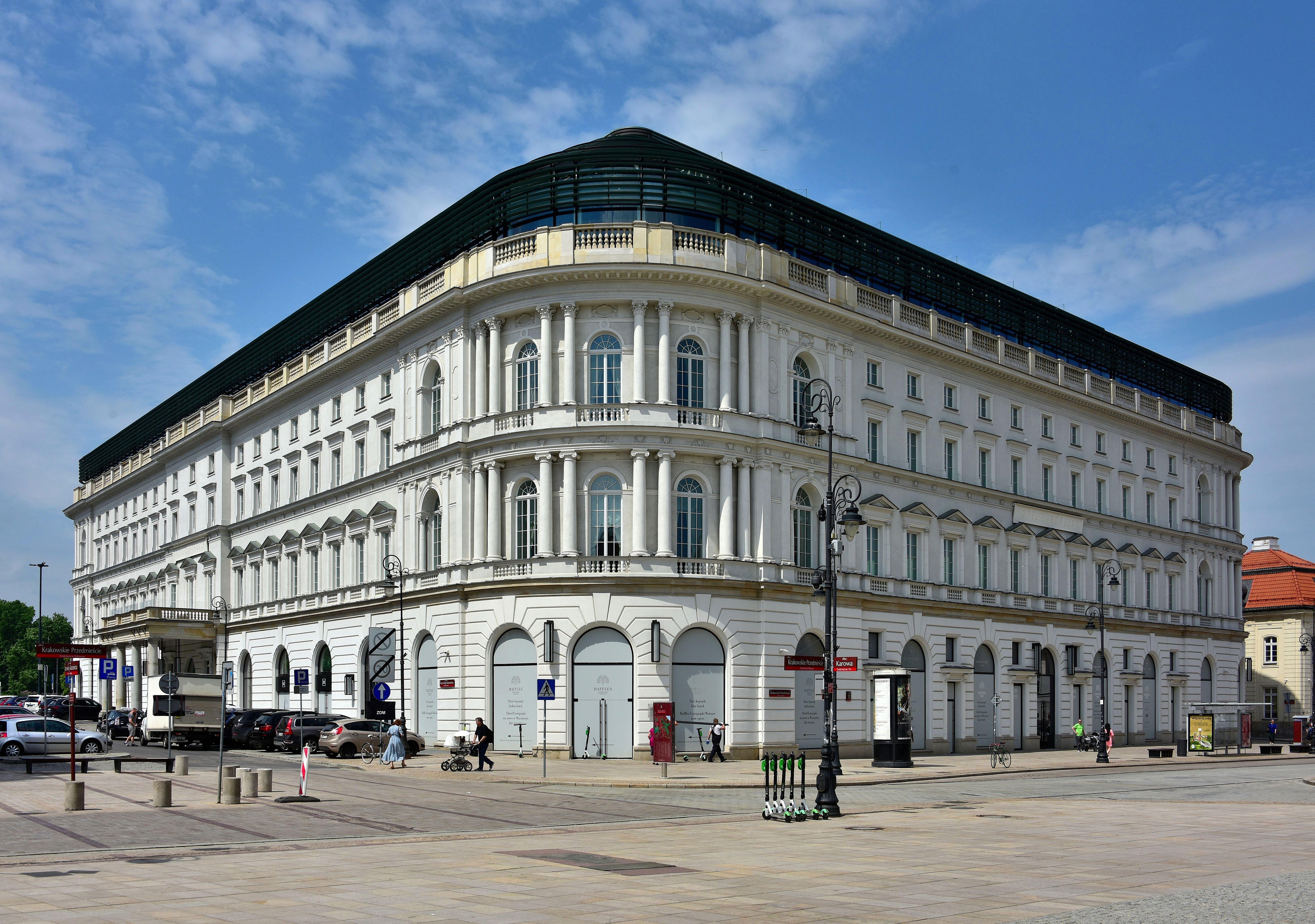 Hotel Europejski – Wikipedia