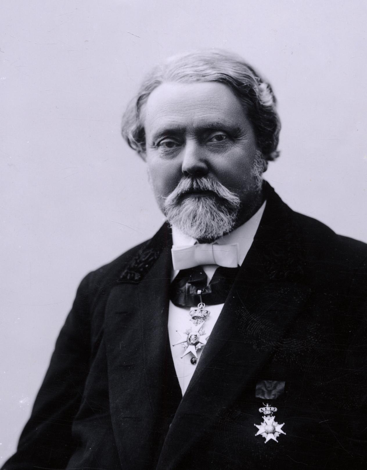 Hugo Hildebrand Hildebrandsson.