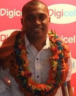 Iliesa Delana Fijian Paralympic athlete