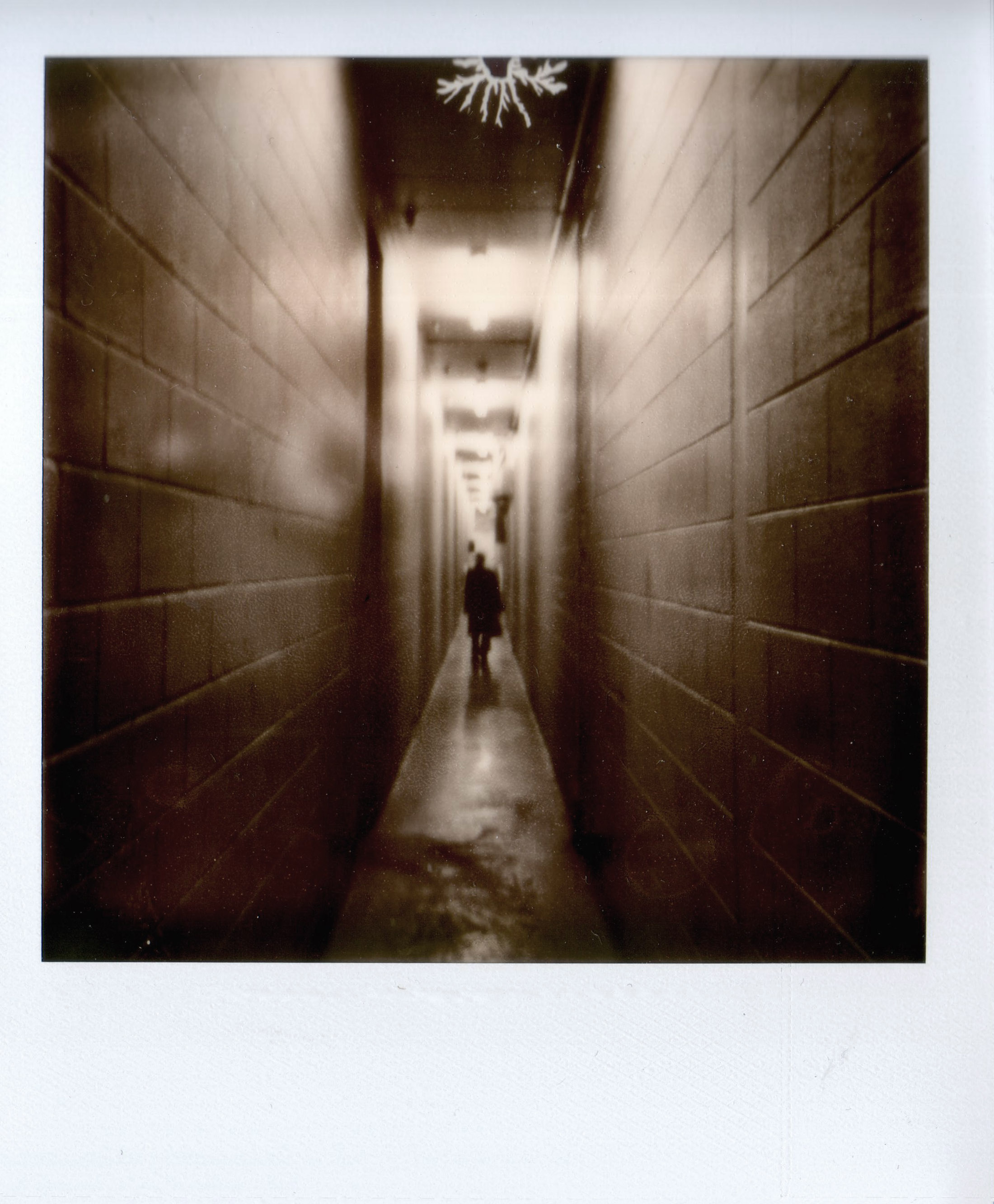 impossible project polaroid