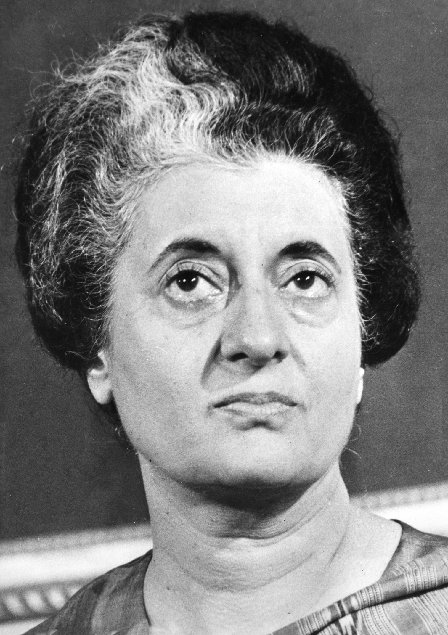 Photo of Indira Gandhi