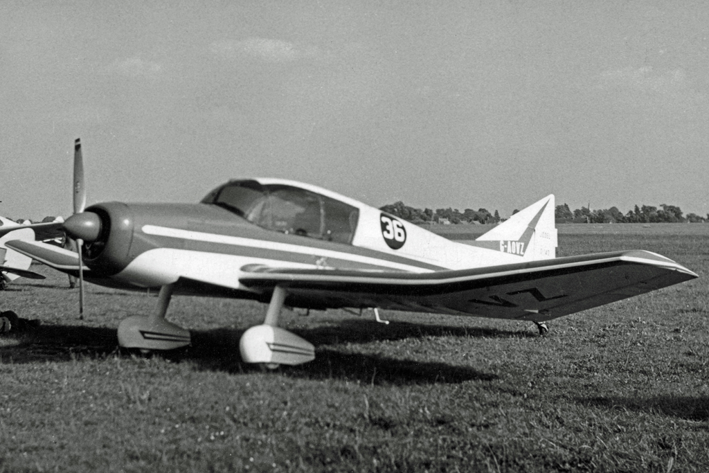 SAN Jodel D.140 Mousquetaire