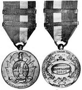 Johannesburg Vrijwilliger Corps Medal