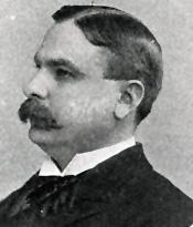 Joshua Weldon Miles American politician