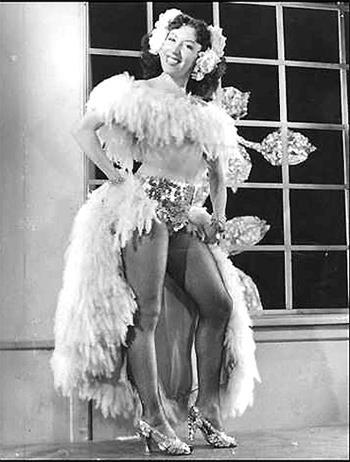 Argentina bailando desnuda bailarina de tv - 4 2