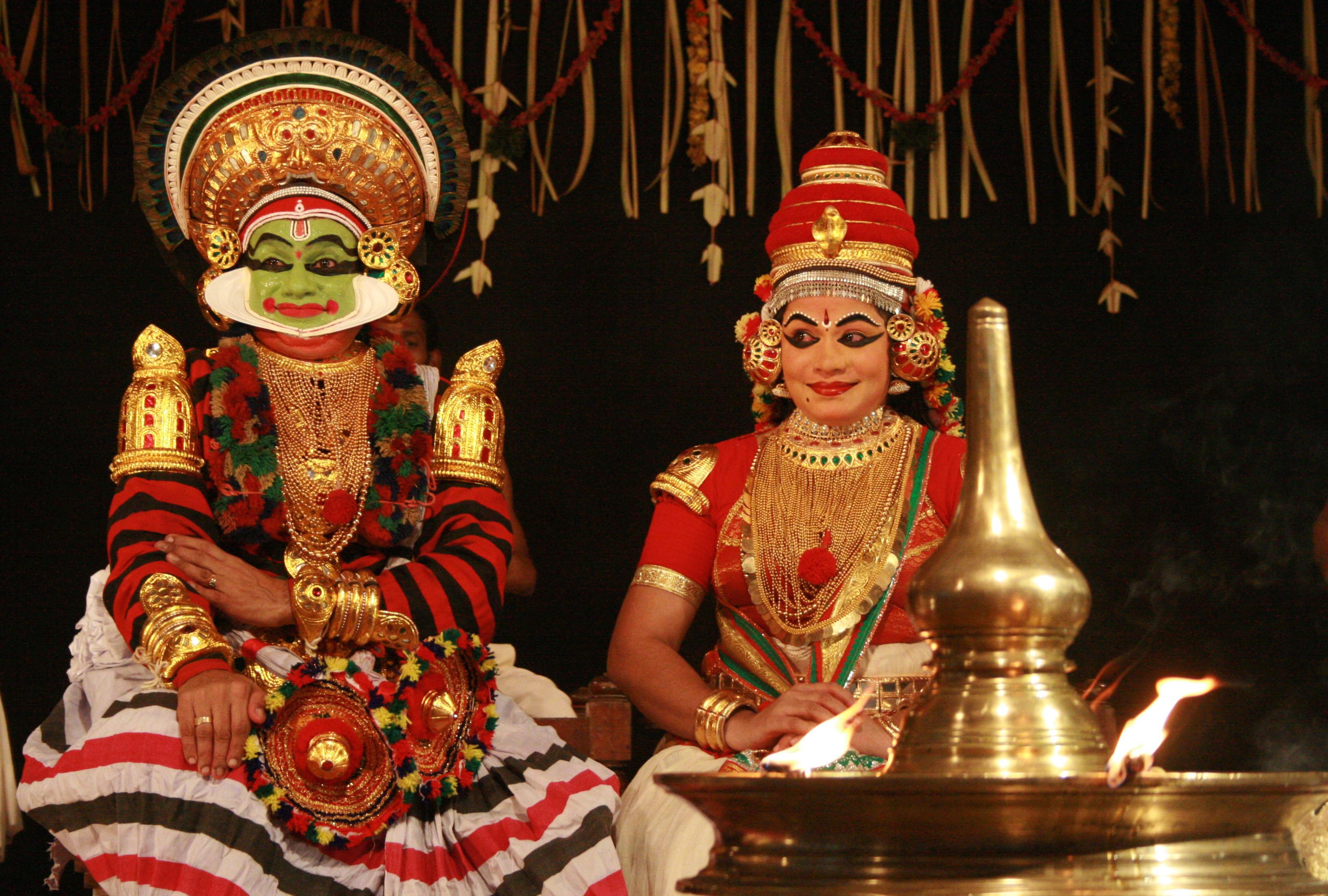 Bharatanatyam history