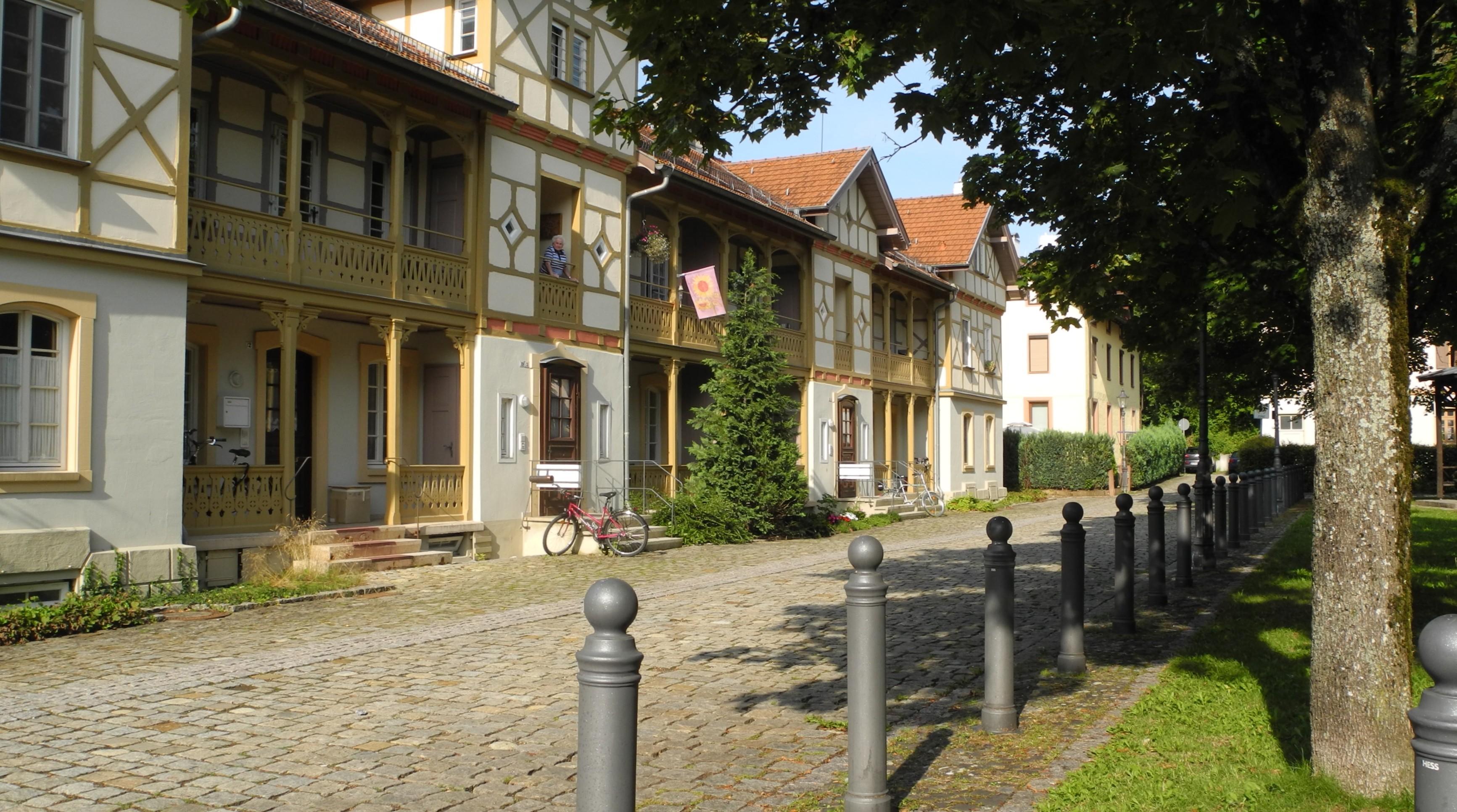 File Kuchen Gemeinde Historische Arbeitersiedlung Von 1867 02