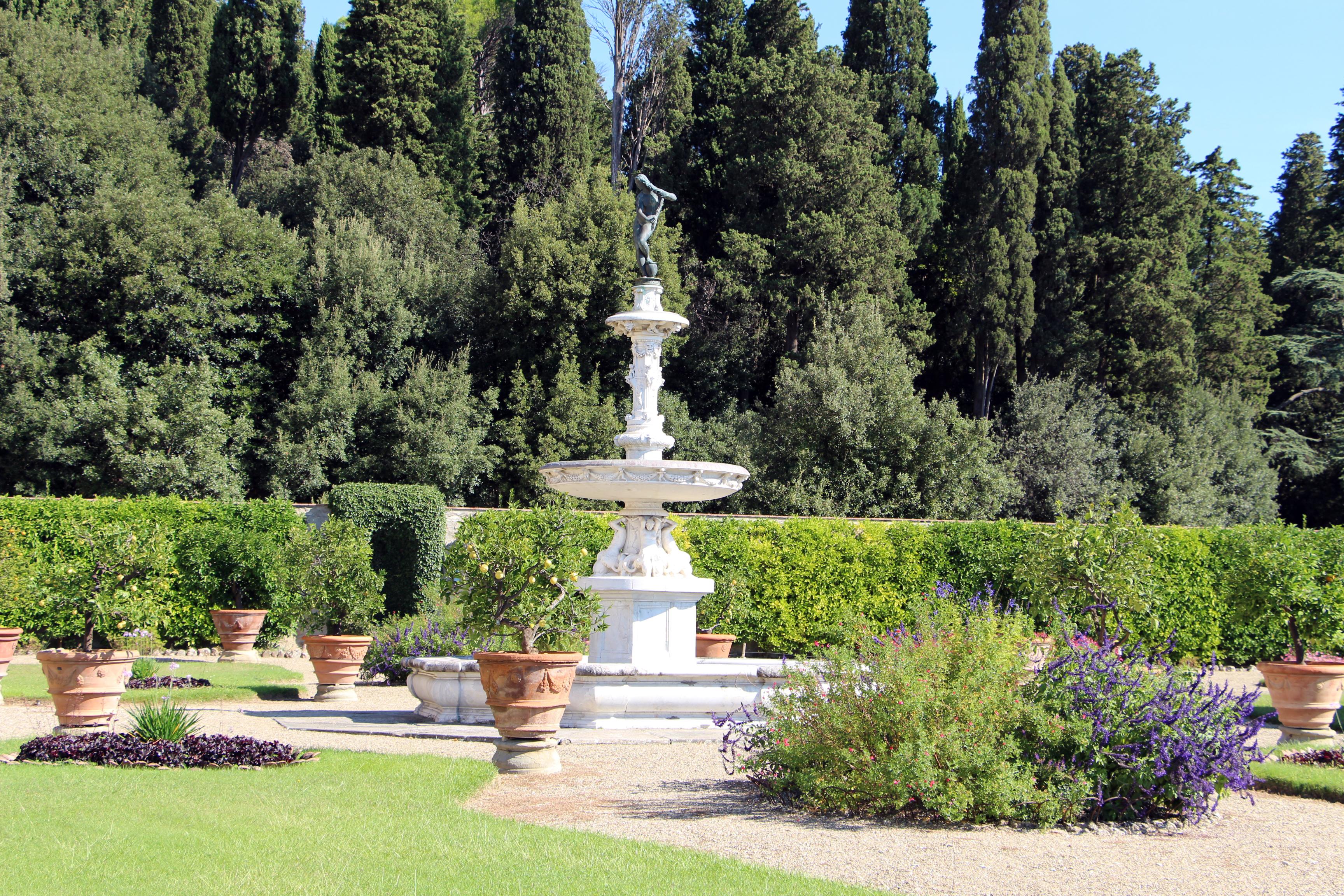 File La Petraia Terrazza Superiore Dle Giardino 03 Fontana