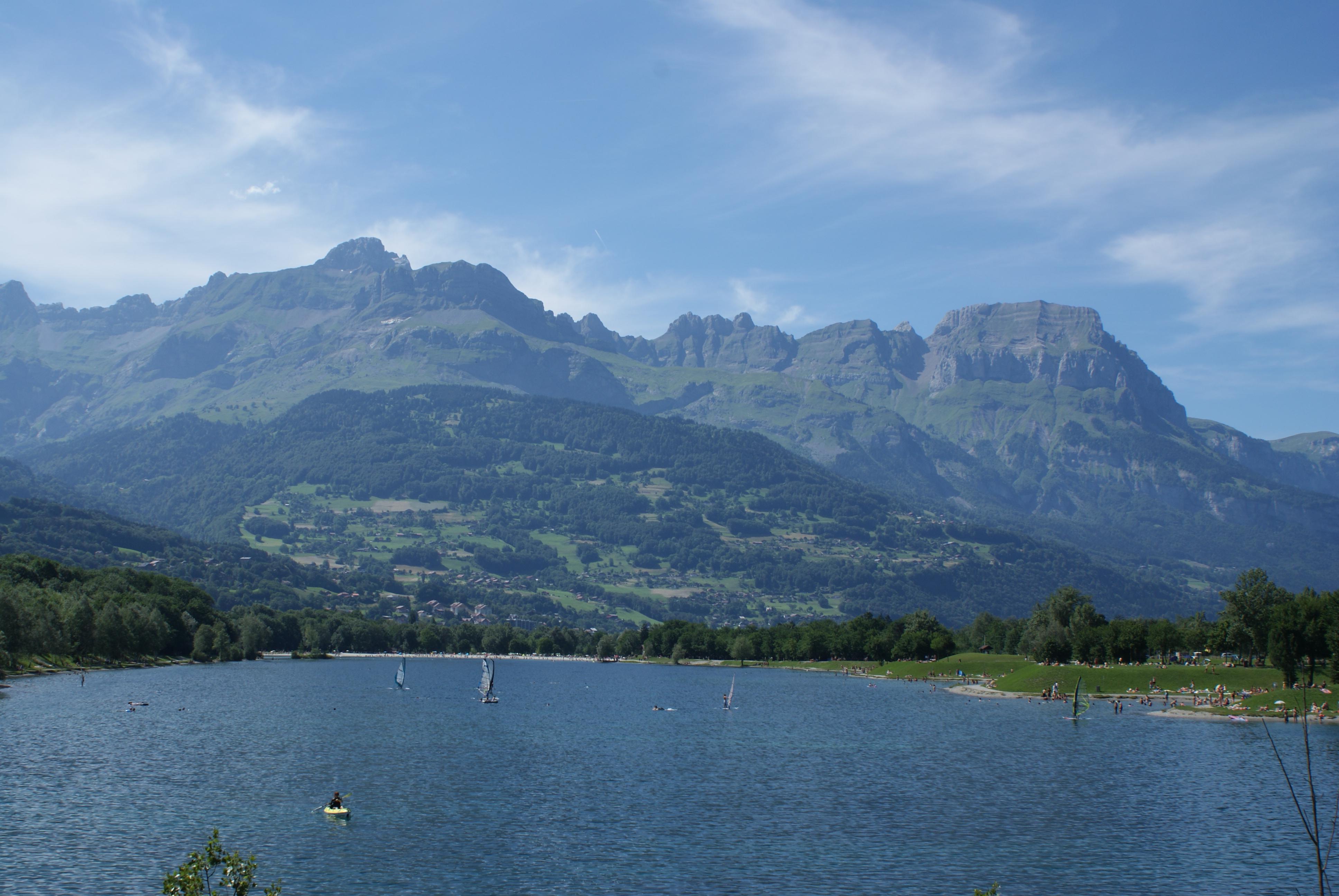 Lac de Pasy
