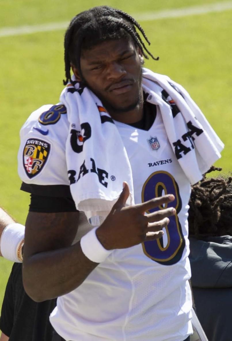 Lamar Jackson - Wikipedia