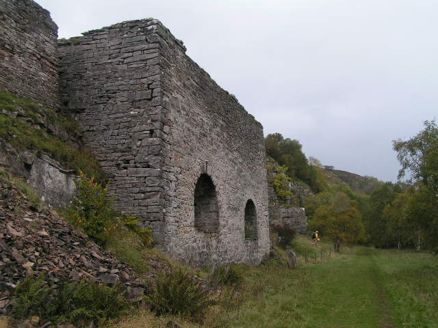 Lime kilns, Smardale - geograph.org.uk - 270532